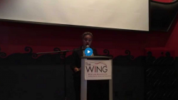 Sarra Tekola's Speech at Wing Luke Museum (Video)