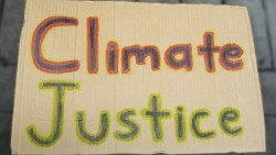 Climate Justice Open Letter