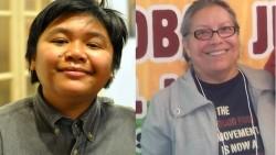 A People's Climate Movement:  Jill Mangaliman and Rosalinda Guillen