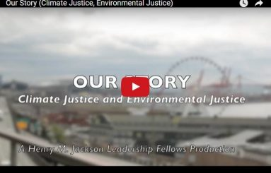 Our Story:  Climate Justice and Environmental Justice (Video)