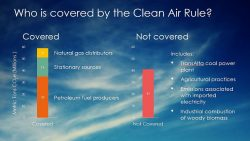 Call for Climate Justice at Clean Air Rule Hearings – This Week!