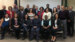 State Agency Directors and Leaders of Color Meet