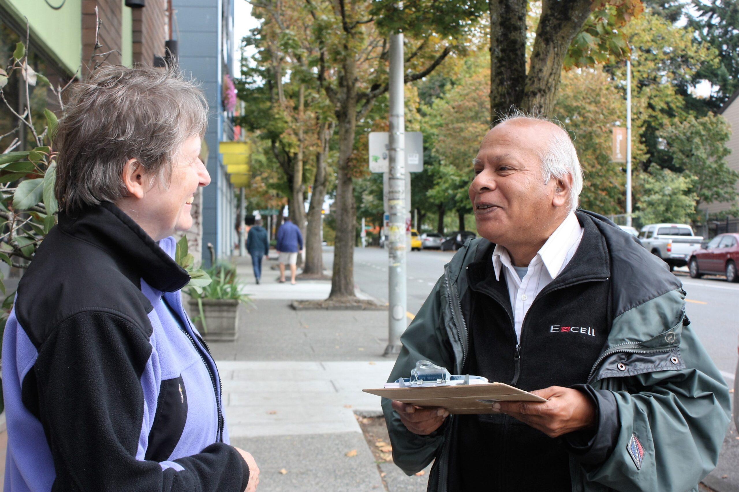 WA CAN canvasser