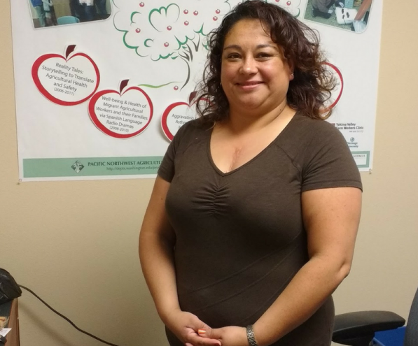 Conversations on Climate Justice – Elizabeth Torres