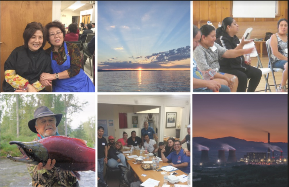 2017 Listening Sessions on Pollution, Climate Impacts, and Puget Sound