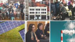 2017 Listening Sessions on Solar Power
