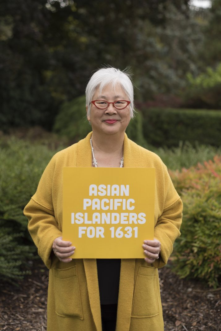 Join Diane – Vote Yes on 1631!