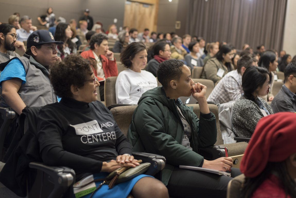 225 leaders of color gather at Front and Centered's Statewide Environmental Justice Summit
